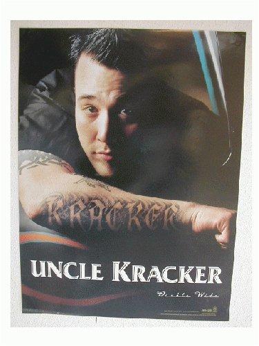 Uncle Kracker Poster great face shot Cracker