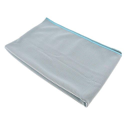 Di Multiuso Blu Collo Di Yoga Immediato Rapido Asciugamano Di Sport Sollievo Bandana Fisica Fascia Lago Per Raffreddamento Sciarpa Avvolgere Fresco Baoblaze Forma FXa1qw