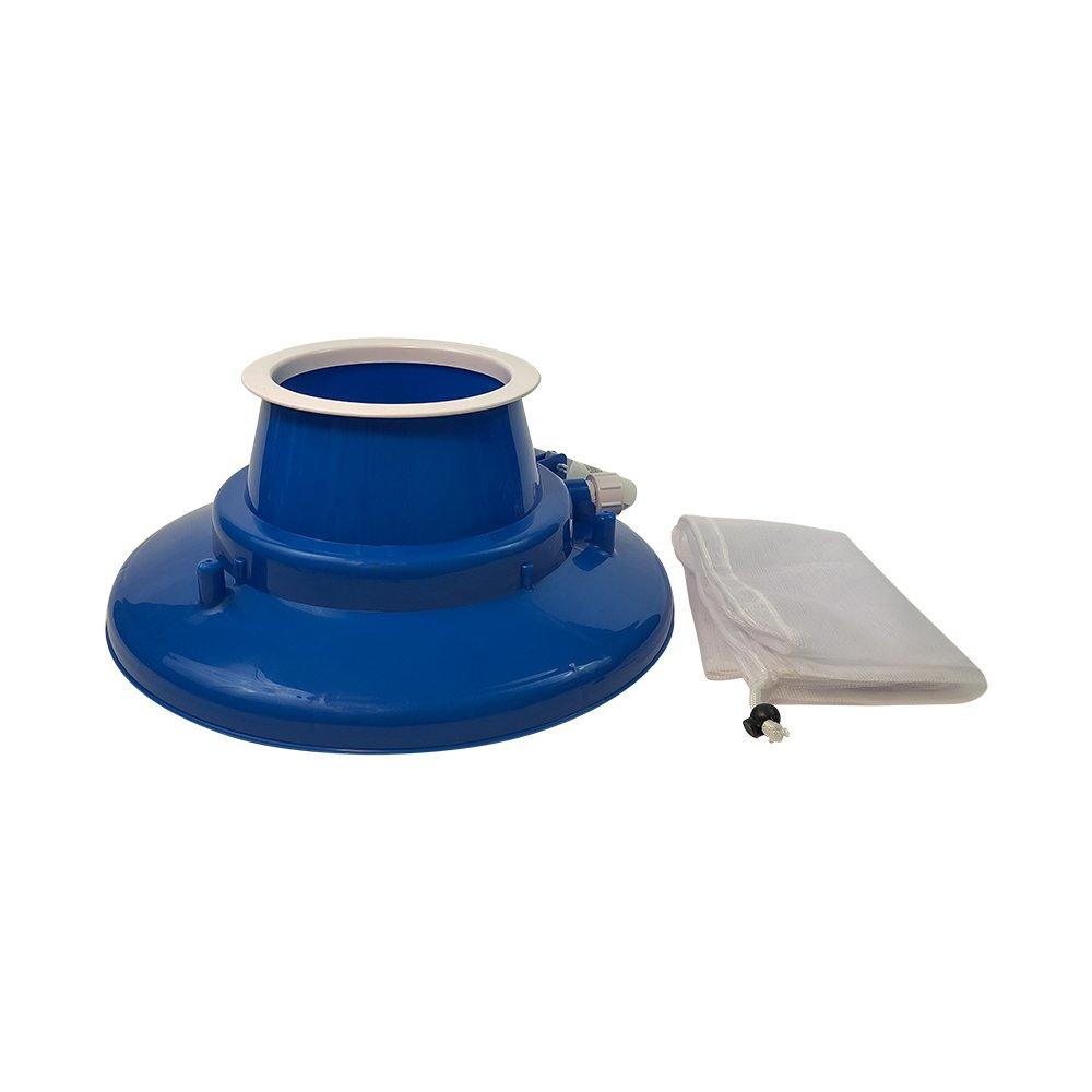 Puri Tech Leaf Gulper Rotating Pool & Spa Vacuum with Debris Bag