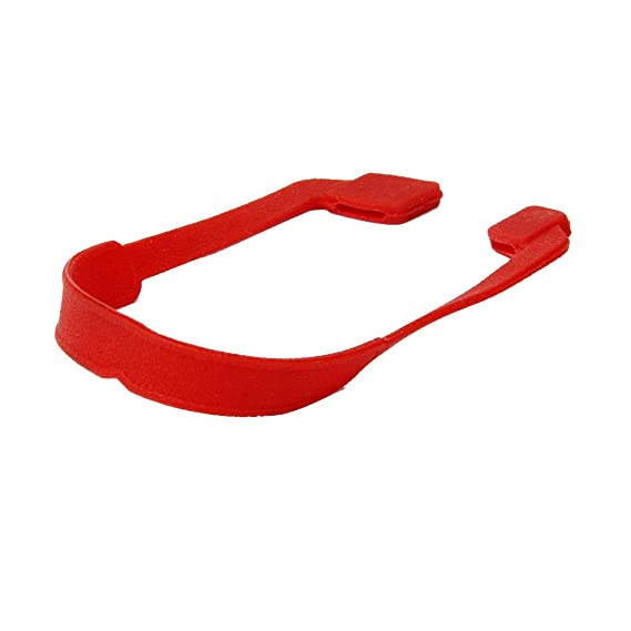 a7a711d3e2b3 Prettyia Kid Silicone Eyeglasses Strap Glasses Sunglasses Sports Band Cord  Holder Red  Amazon.in  Clothing   Accessories