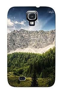 Awesome LgaRkXF3212oKHmC Illumineizl Defender Tpu Hard Case Cover For Galaxy S4- Cabin In The Alps Austria by supermalls