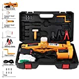 ROGTZ Electric Car Jack or Jack Set 3 Ton DC 12v All-in-one Automatic Sedan Lift Scissor Jack Car Repair Tool,Jack Set, Three Options. (Jack(New Version))