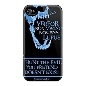 Protective Hard Phone Cover For Iphone 4/4s (gPp19405DYym) Allow Personal Design Trendy Breaking Benjamin Image