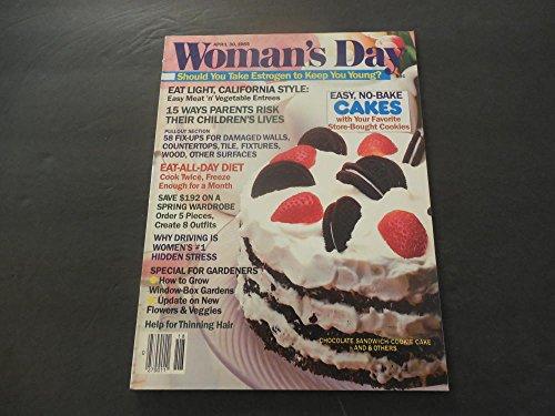 Woman's Day Apr 30 1985 15 Ways Parents Risk Their Children's Lives