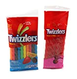 twizzlers grape - Twizzlers Rainbow and Cherry Pull N Pull Twists - 2 Pack