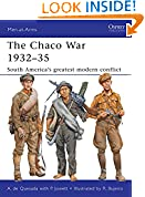 #5: The Chaco War 1932–35: South America's greatest modern conflict (Men-at-Arms)