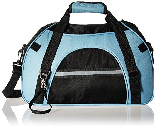 FurHaven Pet Tote | Pet Tote with Weather Guard, Robin Blue, Small Review