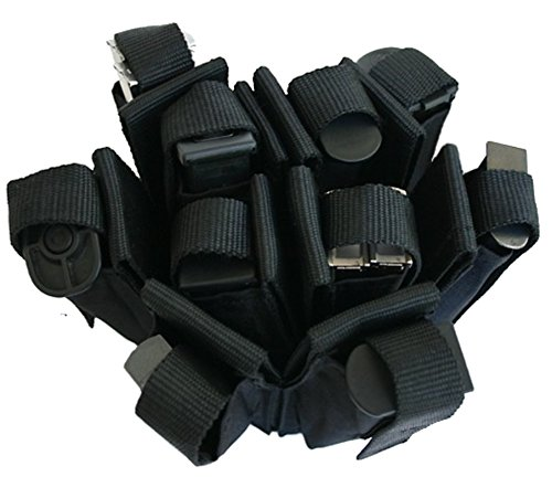 Explorer Tactical Open-Top Mag Pouch AR M4 M16 HK416 Magazines M16 Type Magazine Pouch Mag Holder - Triple/Double/Single Airsoft Mag Pouch