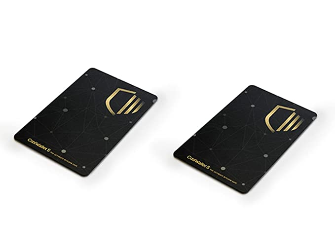 CoolWallet S Duo | Bitcoin Hardware Wallet 2 Pack: Amazon.es ...