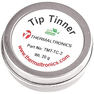 Thermaltronics FBA_TMT-TC-2 Lead Free Tip Tinner, 20 g in 0.8 oz. Container: Industrial & Scientific