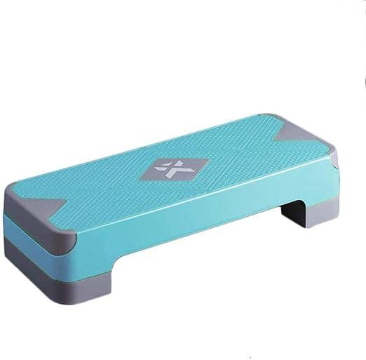 Aerobic Stepper Cardio 10/15 Cm Plataforma De Paso Ajustable En ...