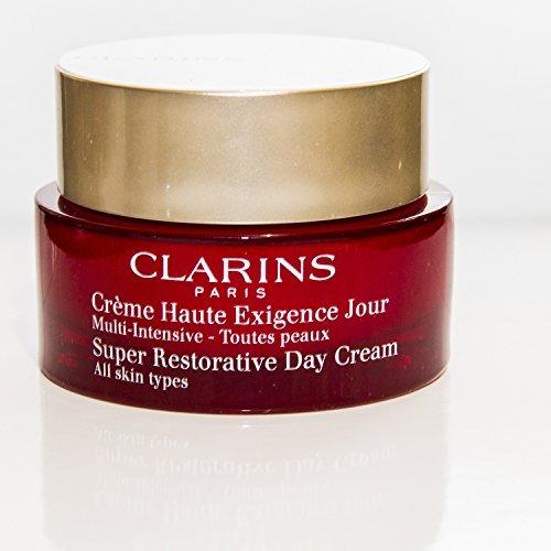 Clarins Super Restorative Day Cream 1.7 Oz All Skin ()