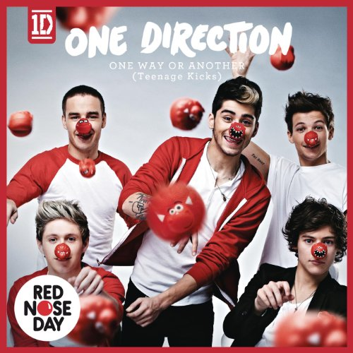 One Way or Another (Teenage Kicks) (One Direction One Direction One Direction One Direction)