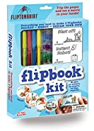 Flipbook Kit - Rocket & Robot