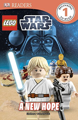 DK Readers L1: LEGO Star Wars: A New Hope (DK Readers Level - Star Lego Book Wars Level 2