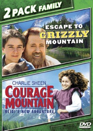 Escape To Grizzly Mountain/Courage - Temple Mountain
