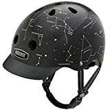 Nutcase – Patterned Street Bike Helmet for Adults, Constellations, Large For Sale