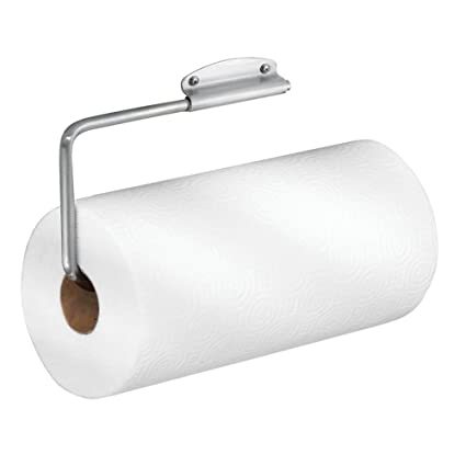 Amazoncom Interdesign Forma Wall Mounted Metal Paper Towel Holder