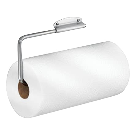Interdesign Forma Wall Mounted Kitchen Paper Towel Roll Holder