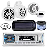Best Pyle Car Door Speakers - Pyle Bluetooth MP3 USB AUX SD in-Dash Single Review