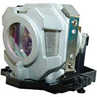 AuraBeam NEC LT35LP Projector Replacement Lamp with Housing