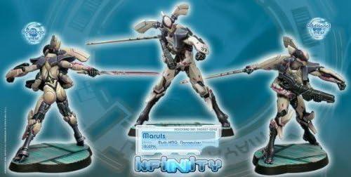 Infinity (#242) ALEPH: Marut (TAG) (1) by Corvus Belli: Amazon.es: Juguetes y juegos