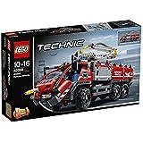 Lego Technic 42068 - Veicolo di Soccorso Aeroportuale