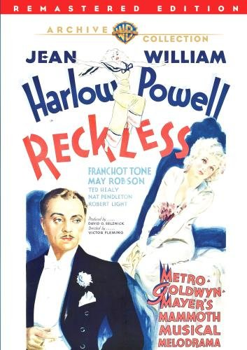 Reckless [Remastered] - Jean Harlow William Powell