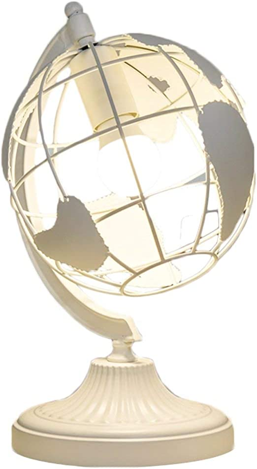 XXIONG Lampe de Table Globe, Lampe de Chevet décorative