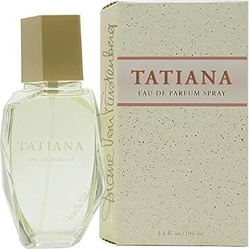Tatiana By Diane Von Furstenberg – Diane Von Furstenberg – Eau De Parfum Spray 3.4 Oz
