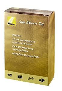 Nikon Complete Lens Cleaner Kit
