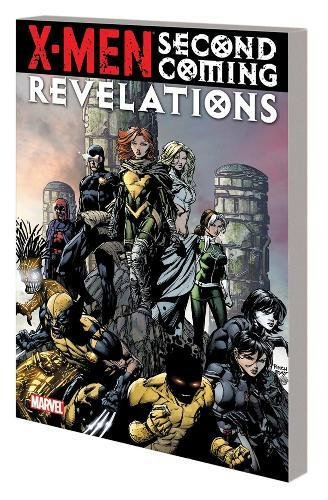 Read Online X-Men: Second Coming Revelations PDF