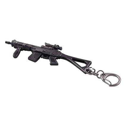 Mallofusa Mini Rifle de francotirador modelo Flint Gray ...