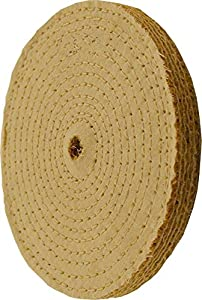 Enkay 156-SC 6-Inch Sisal Buffing Wheel (2-Pack)