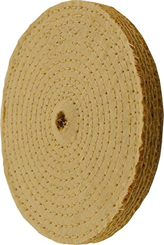 Enkay 156-SC 6-Inch Sisal Buffing Wheel