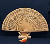 Brown 10Pcs/Lot Chinese Style Hollow Flower Hand Fan Decoracion Fiestas Wedding Favors And Gifts Decor