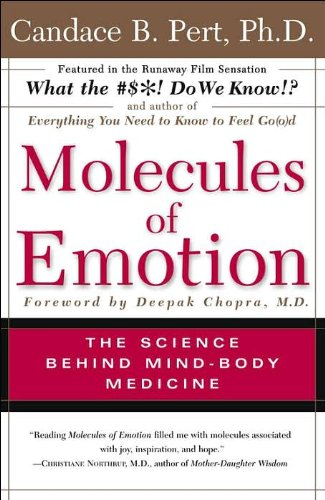 Molecules Of Emotion (text only) 1st (First) edition by C. B. Pert