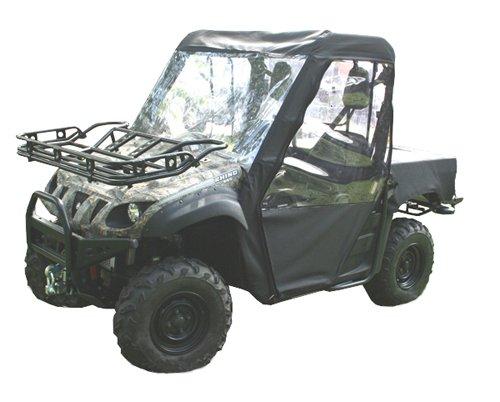 Rhino Cab Enclosure (Rugged Ridge 63310.01 Black Full Cab Enclosure)