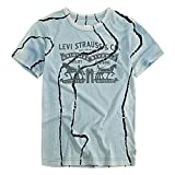 Apparel : Levi's Boys' Graphic T-Shirt