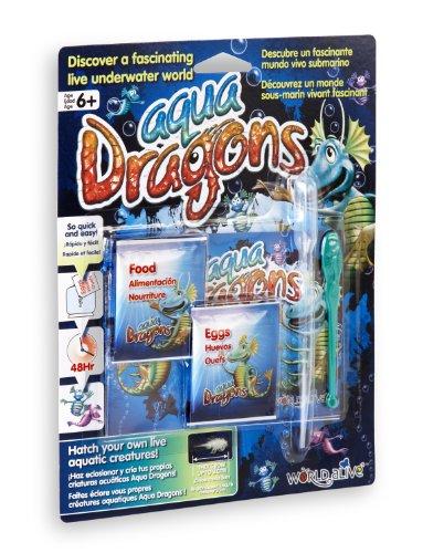 (World Alive Aqua Dragons Food/Egg Refill)