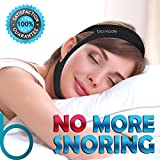 Bio Mode Anti Snoring Chin Strap Device - Advanced Snore Stopper - Sleep Aid