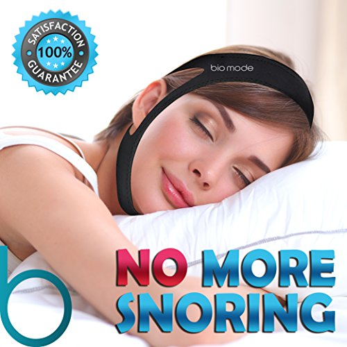 Bio Mode Anti Snoring Chin Strap Device