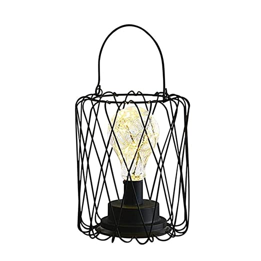 Llxxx Lámpara de Escritorio-Lámpara de Mesa geométrica decoración ...