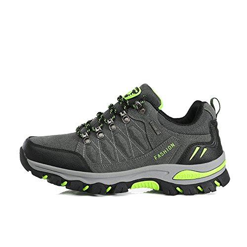 35 De Zapatillas Outdoor Gris Senderismo Trekking Impermeables Mujer Hombre  45 Sneakers 8qgBrdq 6a887ea8ae1ed