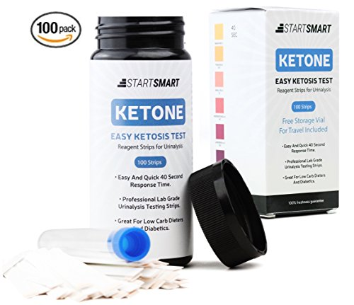 Start Smart Perfect Ketosis Storage