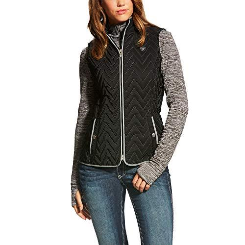 ARIAT Women's Ashley Vest Black Size ()