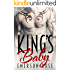 King's Baby - Bad Boy Heroes Book 1