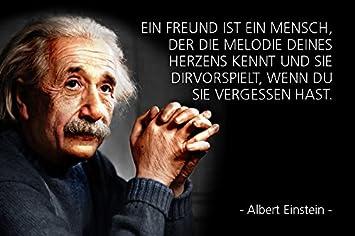 Schatzmix Albert Einstein Ein Freund Ist Ein Mensch Der