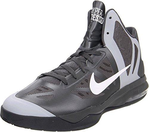NIKE Mens Air Max Hyperaggressor Basketball Shoes (10.5)
