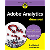 Adobe Analytics For Dummies (For Dummies (Business & Personal Finance)) (English Edition)